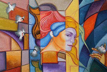 In de doos van Irina Corduban