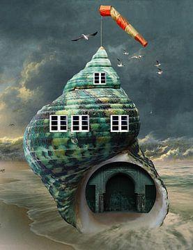 Schneckenhaus von Harald Fischer