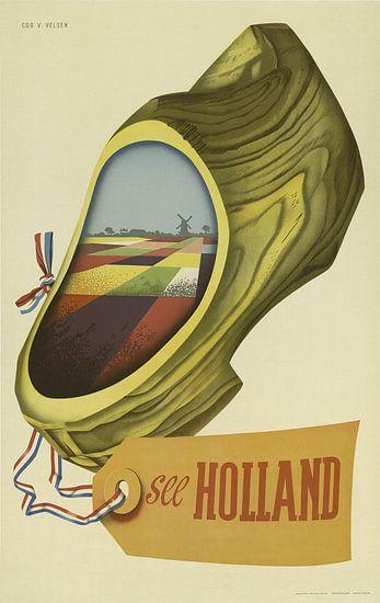 Holland reisposter
