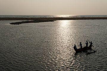 Vissers in Sri Lanka van Andrew Chang