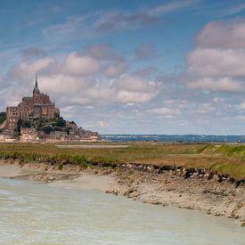 Mont Saint-Michel van Dennis Wierenga