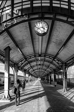 la gare de Den Bosch  (Bois-le-Duc) sur Pixel Meeting Point