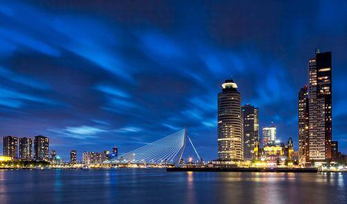Stad in beweging, Rotterdam van Sander Meertins