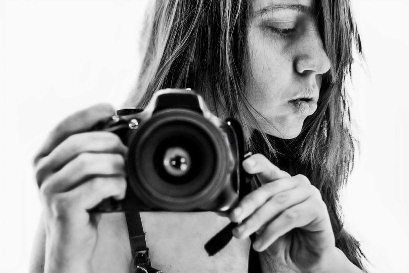 The proper selfie van Elianne van Turennout