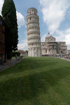 Toren van Pisa van Ronald Hulsebos