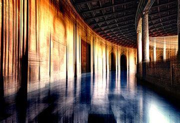 Abstracte Architectuur van Diana van Tankeren