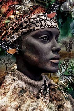 Out of Afrika van Christine Vesters Fotografie