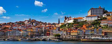 Panorama Porto von Antwan Janssen