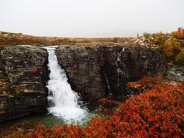 Wasserfall von Astrid Kleijn