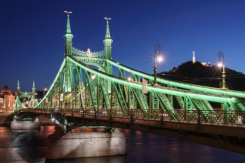 Liberty Bridge van