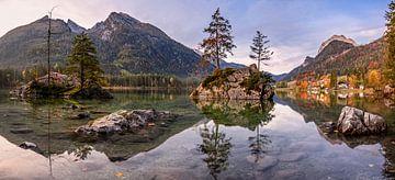 Herbst im Berchtesgadener Land von Achim Thomae