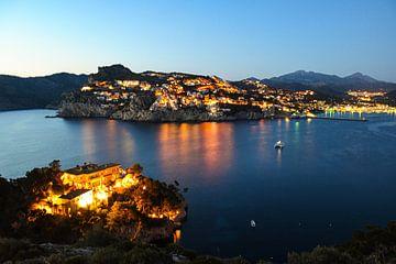 Mallorca Porto Andratx bei Nacht