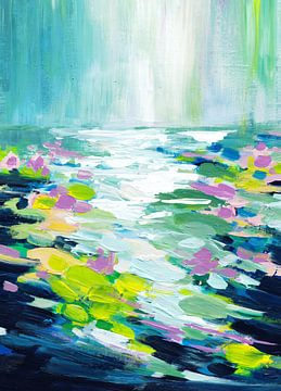 Lily Pads van Maria Kitano