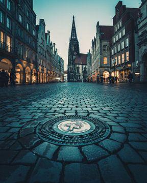 Belangrijkste markt Münster van Steffen Peters