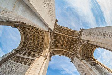 Arc de Triomphe van Günter Albers