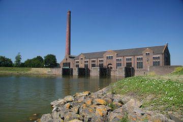 Ir. D.F. Woudagemaal, Lemmer, Nederland van