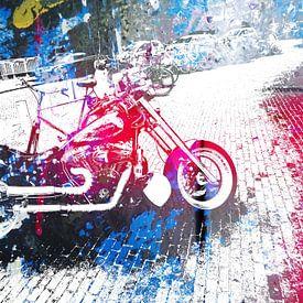 Urban Mix 6-A sur MoArt (Maurice Heuts)