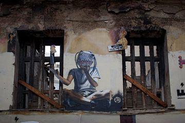 Willkommen in Athen von Robbie Buur