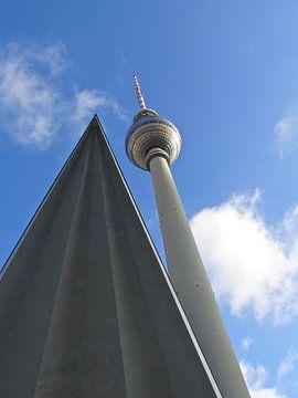 Toren van TV van Barbara Hilmer-Schroeer