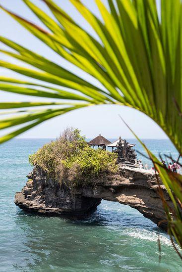 Tanah Lot tempel op Bali