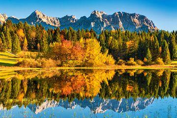 Herbst in Bayern von Daniela Beyer