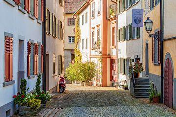 Oberstadt in Bregenz am Bodensee von Werner Dieterich