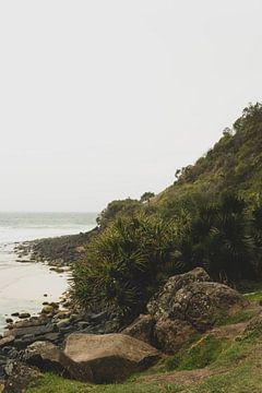 Küstenlinie 2 von Ennio Brehm