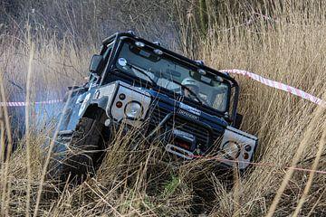 Land Rover Defender 90 von Astrid Hinderks