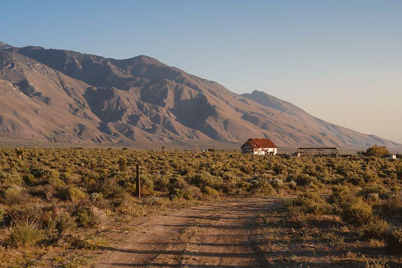 Californie huis sur Andy Troy