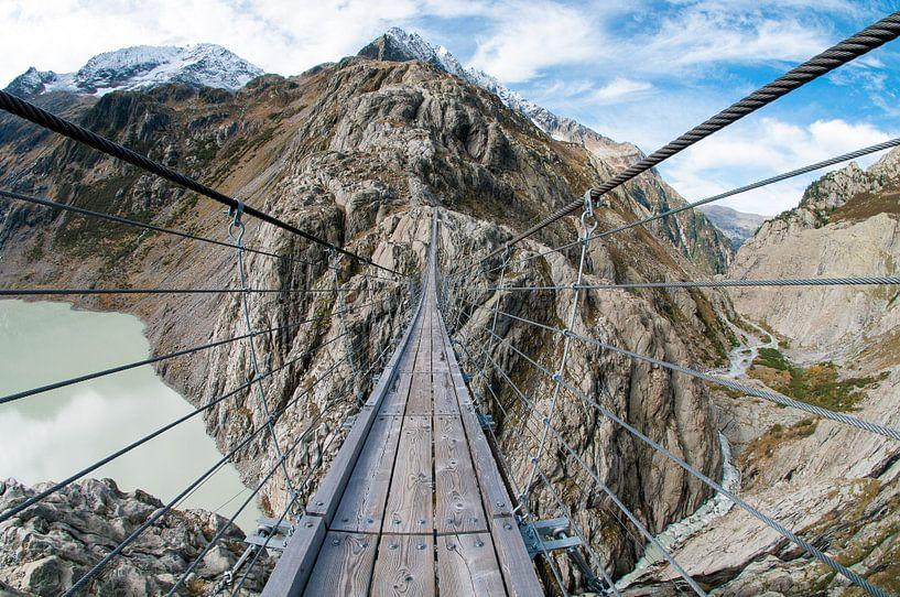 Trifftbrücke van John Faber