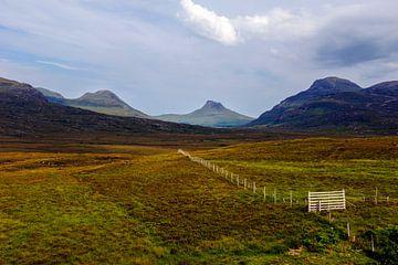 Stac Pollaidh - Highlands - Schotland von Jeroen(JAC) de Jong