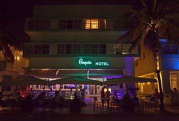Ocean Drive, Miami Beach van t.ART