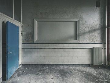 Cum Laude - toilet 1 sur Olaf Kramer