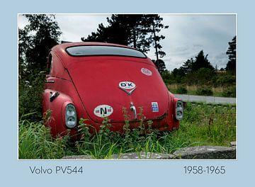 Volvo PV544 1958-1965 Oldtimer