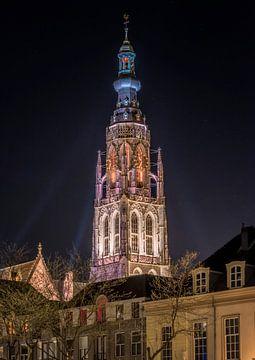 Grote Kerk Breda van Ronald Westerbeek
