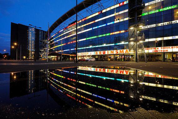 Stadion Galgenwaard in Utrecht van Donker Utrecht