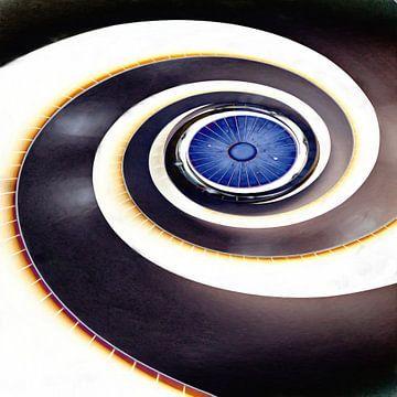 Fenster zum Universum von Maurice Dawson