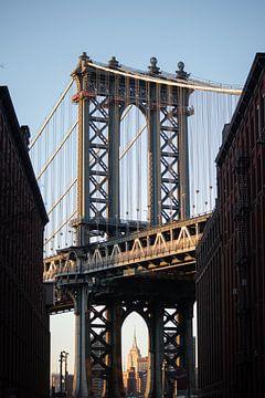 Manhattan Bridge von Laurenz Heymann