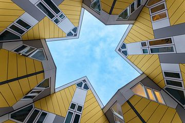 Kubus Houses von Luc Buthker
