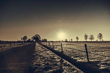Sonnenaufgang in Rijssen von Stedom Fotografie