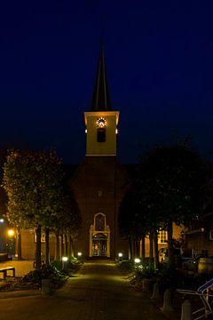 grote kerk Drachten van Gert-Jan Kamans