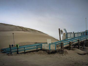 Sur la plage de Callantsoog