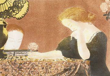 Unsere Seelen, in kleinen Gesten, Maurice Denis, Liebe - 1911
