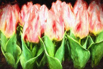 tulpen uit Amsterdam van eric van der eijk