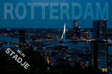 Rotterdam Mijn Stadje van GerART Photography & Designs