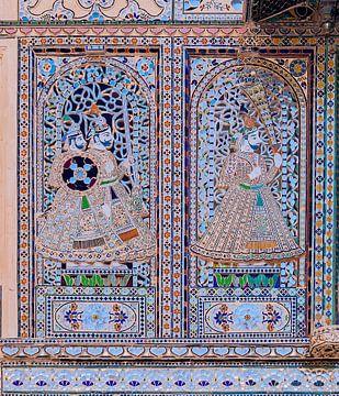 Udaipur: City Palace van Maarten Verhees