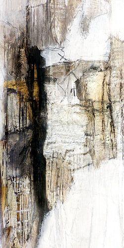 abstrakt white van