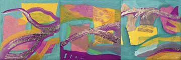 Folgen Sie Ihrem goldenen Weg von ART Eva Maria