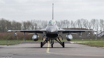 F-16 Fighting Falcon van Frank Van der Werff