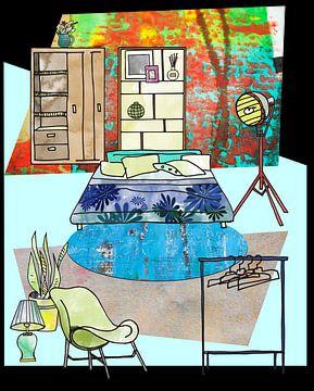 Sweet Home - Innenausstattung und Möbel -4 von Ariadna de Raadt